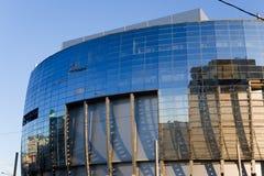 Centro comercial moderno Fotografia de Stock