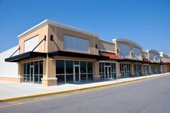 Centro comercial novo Fotos de Stock Royalty Free
