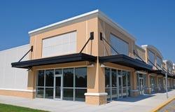Centro comercial novo Imagens de Stock