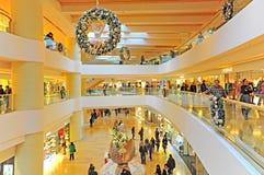 Centro comercial pacífico do lugar, Hong Kong Fotos de Stock Royalty Free