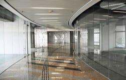 Centro comercial vacío Foto de archivo libre de regalías