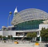 Centro Comercial Vasco Da Gama centrum handlowe w Parque das Nacoes Zdjęcie Stock