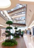 Centro commerciale fotografia stock libera da diritti