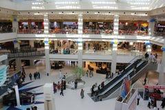 Centro commerciale Fotografia Stock
