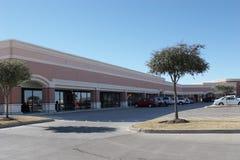 Centro commerciale Immagini Stock