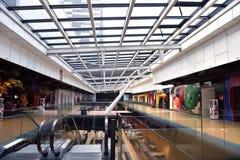 Centro commerciale Fotografie Stock Libere da Diritti