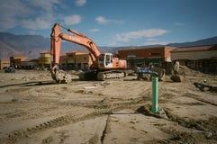 Centro commerciale all'aperto California della costruzione immagini stock