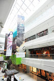 Centro commerciale cinese Fotografie Stock