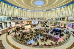 Centro commerciale del Dubai, Dubai, UAE Immagine Stock Libera da Diritti
