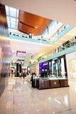 Centro commerciale del Dubai, Dubai, UAE Immagine Stock