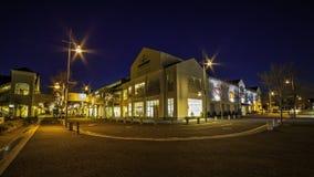 Centro commerciale del marinaio di Torihama Fotografie Stock Libere da Diritti