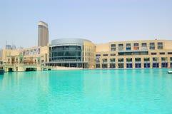 Centro commerciale del mondo del viale della Doubai più grande, UAE Fotografia Stock Libera da Diritti