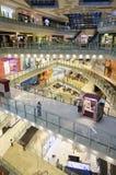 Centro commerciale del NU Sentral Fotografie Stock