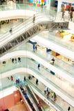 Centro commerciale del Times Square Fotografia Stock