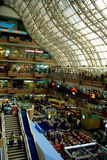 Centro commerciale del viale Fotografia Stock Libera da Diritti