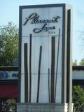 Centro commerciale del vicolo del fagiano a Nashua, New Hampshire Fotografia Stock
