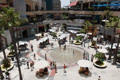 Centro commerciale dell'altopiano Fotografie Stock