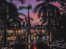 Centro commerciale di Cebu BTC immagine stock libera da diritti