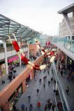 Centro commerciale di John Lewis a Liverpool Fotografie Stock