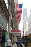 Centro commerciale di Manhattan Fotografie Stock Libere da Diritti