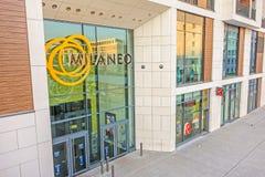 Centro commerciale di Milaneo, Stuttgart Fotografia Stock