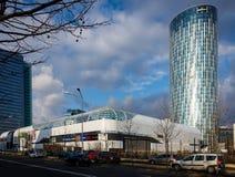 Centro commerciale di Promenada a Bucarest Fotografia Stock Libera da Diritti