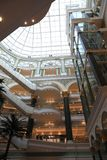 Centro commerciale di Shanghai Shoping Immagini Stock
