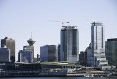Centro commerciale di Vancouver Fotografia Stock Libera da Diritti