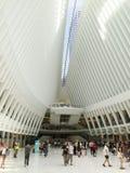 Centro commerciale di WTC Fotografia Stock