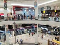 Centro commerciale a Dublino Fotografie Stock