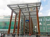 Centro commerciale a Eindhoven 0571 Immagini Stock Libere da Diritti