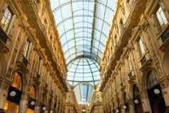 Centro commerciale famoso fotografie stock