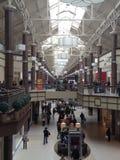 Centro commerciale giusto di Danbury in Connecticut, U.S.A. fotografia stock libera da diritti
