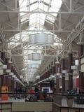 Centro commerciale giusto di Danbury in Connecticut, U.S.A. Fotografie Stock Libere da Diritti