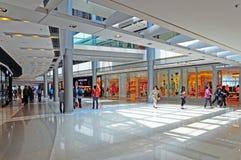 Centro commerciale Hong Kong di Ifc Fotografia Stock Libera da Diritti