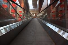Centro commerciale moderno cinese Immagine Stock