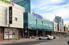 Centro commerciale Piter, St Petersburg Fotografie Stock