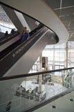 Centro commerciale (viale) Fotografia Stock Libera da Diritti