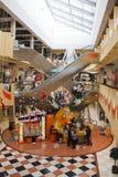 Centro commerciale (viale) Immagine Stock Libera da Diritti