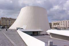 Centro cultural Foto de archivo libre de regalías