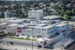 Centro Cultural de Belem belem cultural center Lisbon Portugal Stock Images