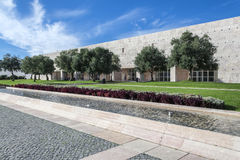 Centro Cultural de Belem Lisbon Imagen de archivo