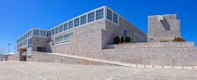 Centro Cultural de Belem Lisbon Imagens de Stock