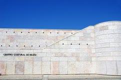Centro Cultural de Belem Stock Photo