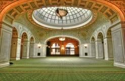 Centro cultural de Chicago Foto de archivo