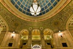 Centro cultural de Chicago Fotos de archivo