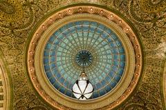 Centro cultural de Chicago Fotografía de archivo