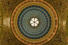 Centro cultural de Chicago imagem de stock royalty free