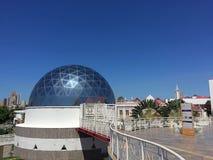 Centro cultural de Fortaleza Foto de archivo libre de regalías