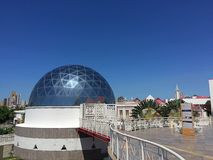 Centro cultural de Fortaleza Foto de Stock Royalty Free